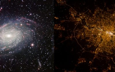A way to visualise the scale of the universe