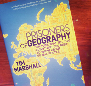 Book review – Prisoners of Geography: Ten Maps That Tell You Everything You Need to Know About Global Politics
