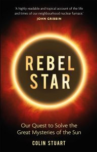 The front cover of Rebel Star by Colin Stuart