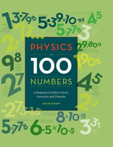 Physics in 100 Numbers, birthday present ideas
